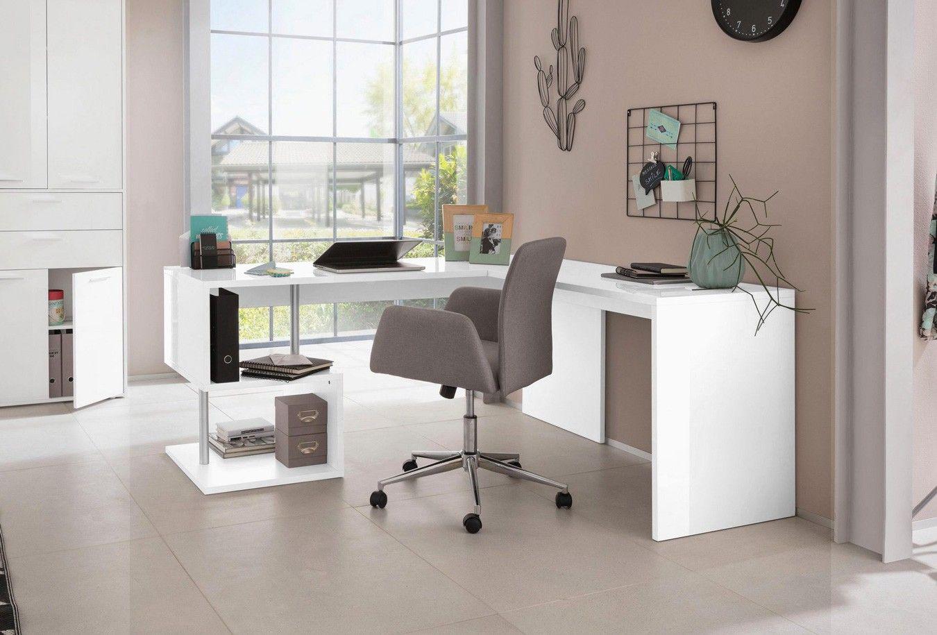 Moderna scrivania per uffici, ampia e spaziosa, fatta ad ...