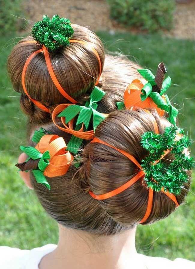 10 divertidos peinados para halloween | peinados para halloween