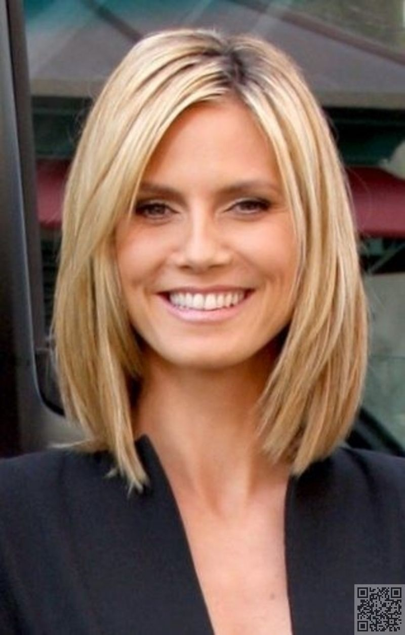 Hairstyles For Straight Thin Hair 2Long #layered Bob  38 Hairstyles For Thin Hair To Add #volume
