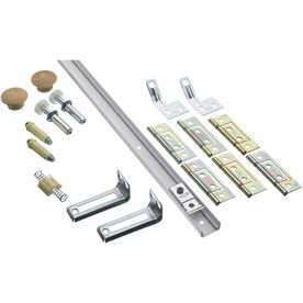 Delightful Stanley National Hardware Bifold Closet Door Hardware Kit