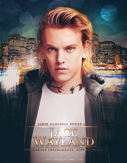 Jace Herondale City Of Bones