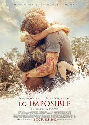 El señor de los bloguiños: Lo imposible (2012) de Juan Antonio Bayona