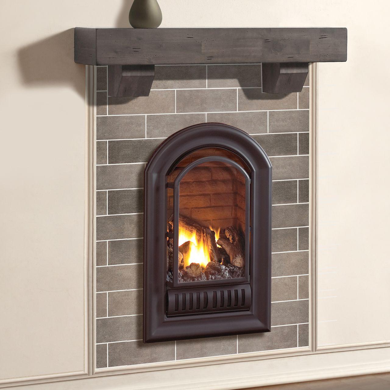 Hearthsense Vent Free Liquid Propane Vent Less Gas Fireplace