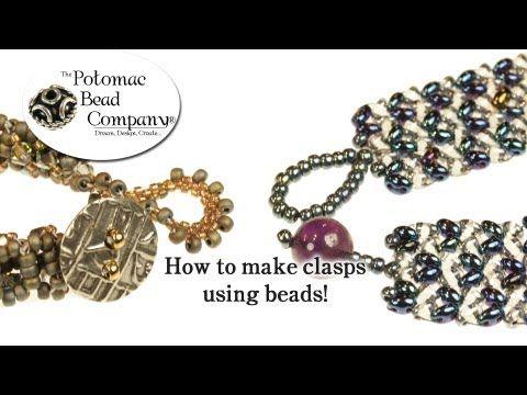Cómo hacer Leaves pulsera con cuentas (primavera, otoño, boda) - YouTube