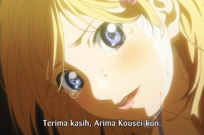 Shigatsu wa Kimi no Uso Episode 5 Subtitle Indonesia