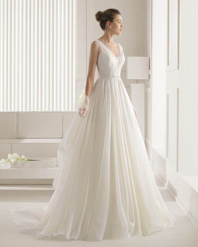Serbia - Rosa Clará 2015 Bridal Collection | Rosa clara, Wedding ...