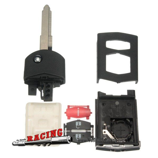 Kit de Reparación de Mando a Distancia para Coche Mazda 3 5 6 RX-8 CX-7 CX-9 - 10,97€ - TUTIENDARACING - ENVÍO GRATUITO EN TODAS TUS COMPRAS