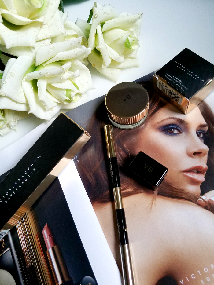 Review / Swatches Estée Lauder Victoria Beckham Makeup