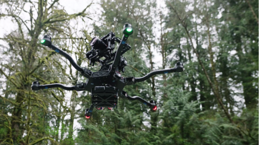 High-end Freefly Alta drone flips aerial photography on its head [Drones for Sale at Amazon: http://futuristicshop.com/tag/drone/ The Future of Drones: http://futuristicnews.com/tag/drone/]