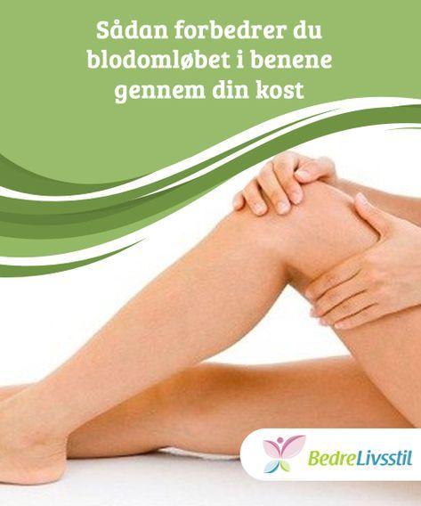 blodomløb i benene