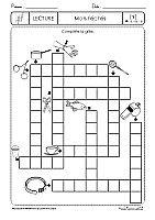mots fl ch s en lecture gs cp ce1 les coccinelles mots fl ch s education. Black Bedroom Furniture Sets. Home Design Ideas