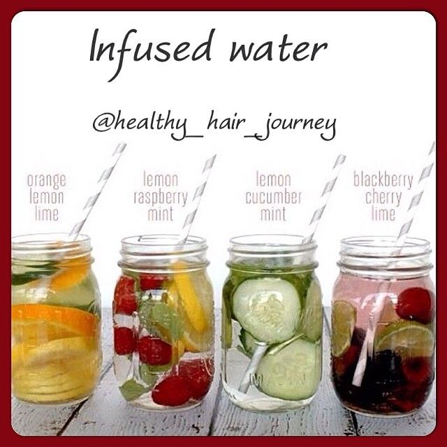 #infusedwater If your having difficulty drinking water, try infusing it