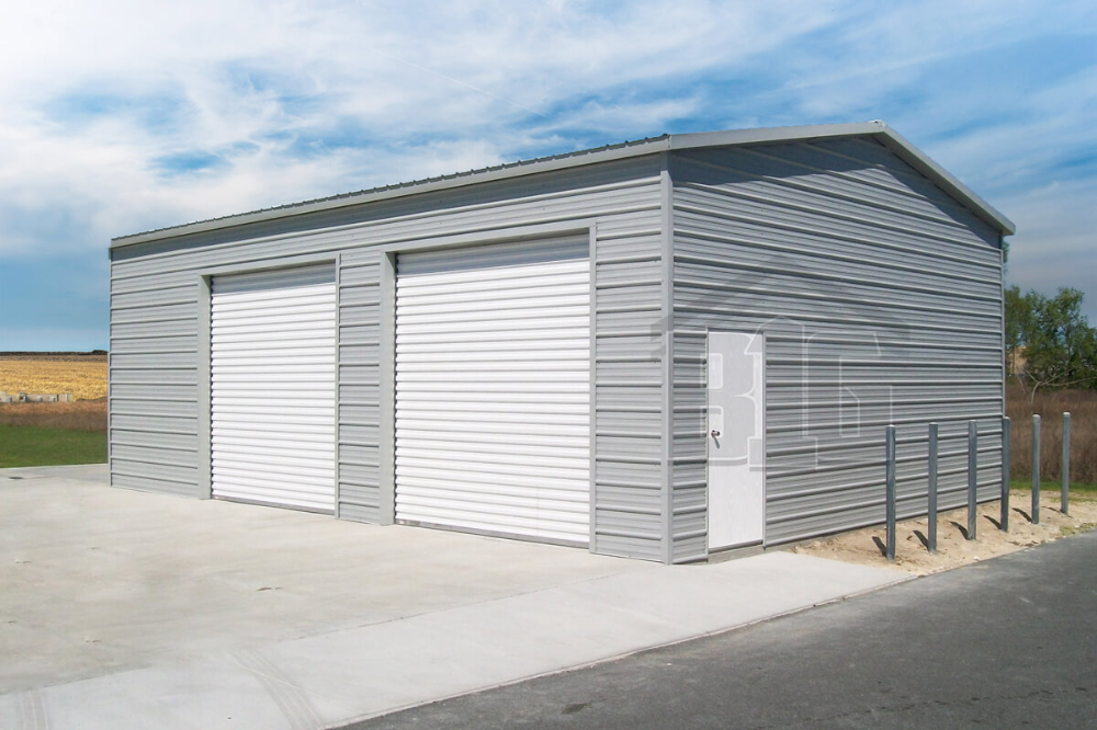 The Singapore 20x30x12 Big Buildings Direct Garage Door Design Metal Building Prices Big Building