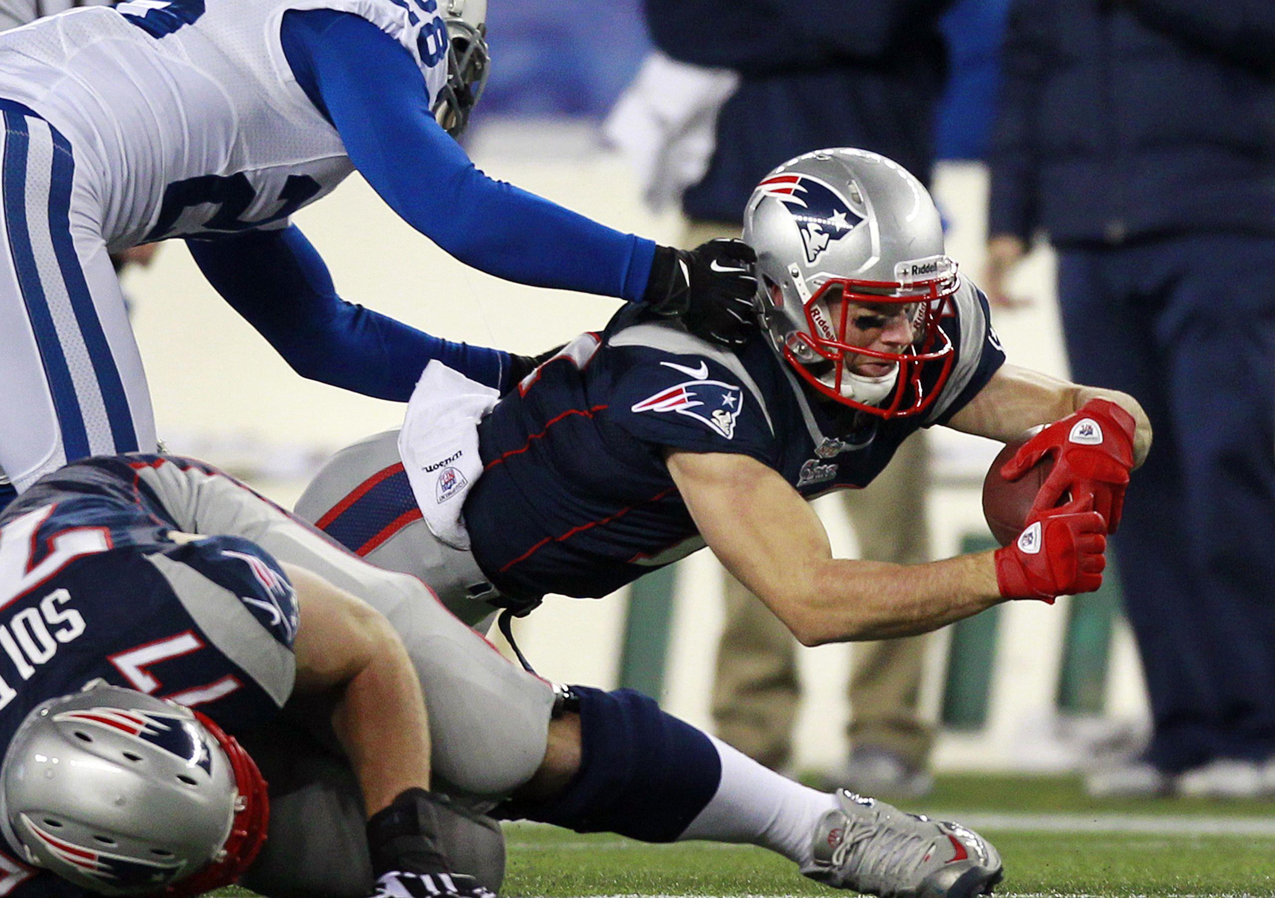 2012 Best Of Julian Edelman Julian Edelman New England Patriots Nfl Patriots