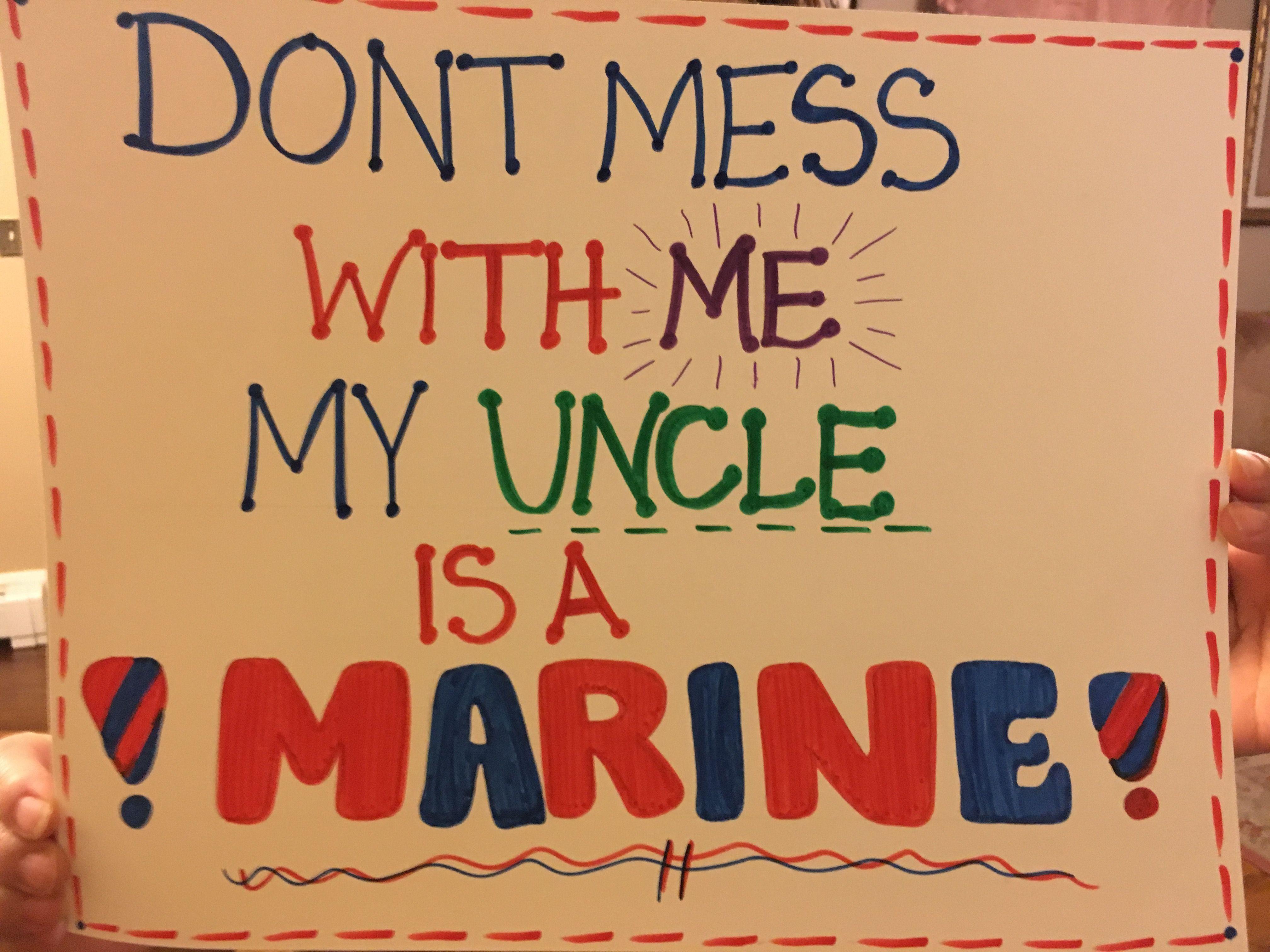 Marine Corps Graduation Picture Frame