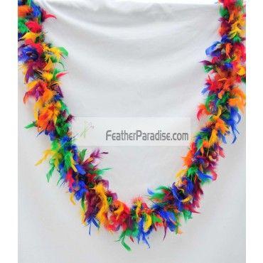Mix Colors Chandelle Boa Bulks Wholesale Discount