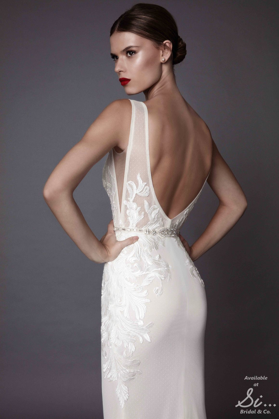 Name brand wedding dresses  Amadis  Muse by BERTA  Brand new luxury diffusion line by the