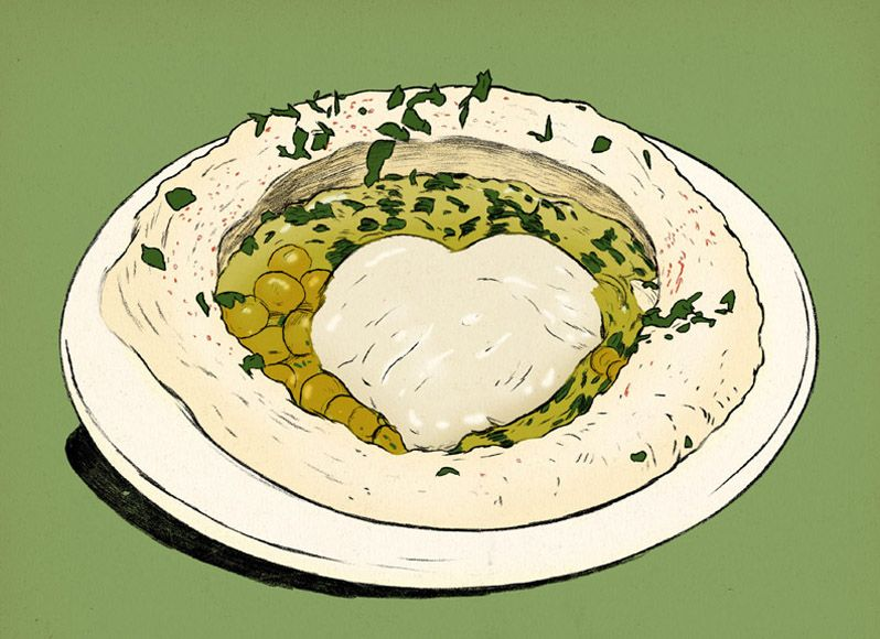 Hummus! by Ruth Gwily