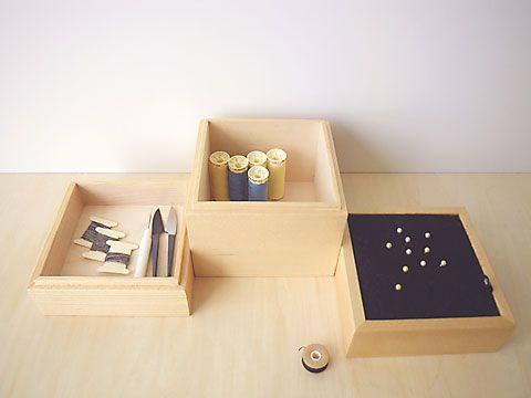 sewing box ++ huhta design