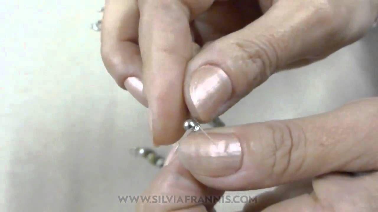 tapanudos silvia frannis jewelry tutorial necklace