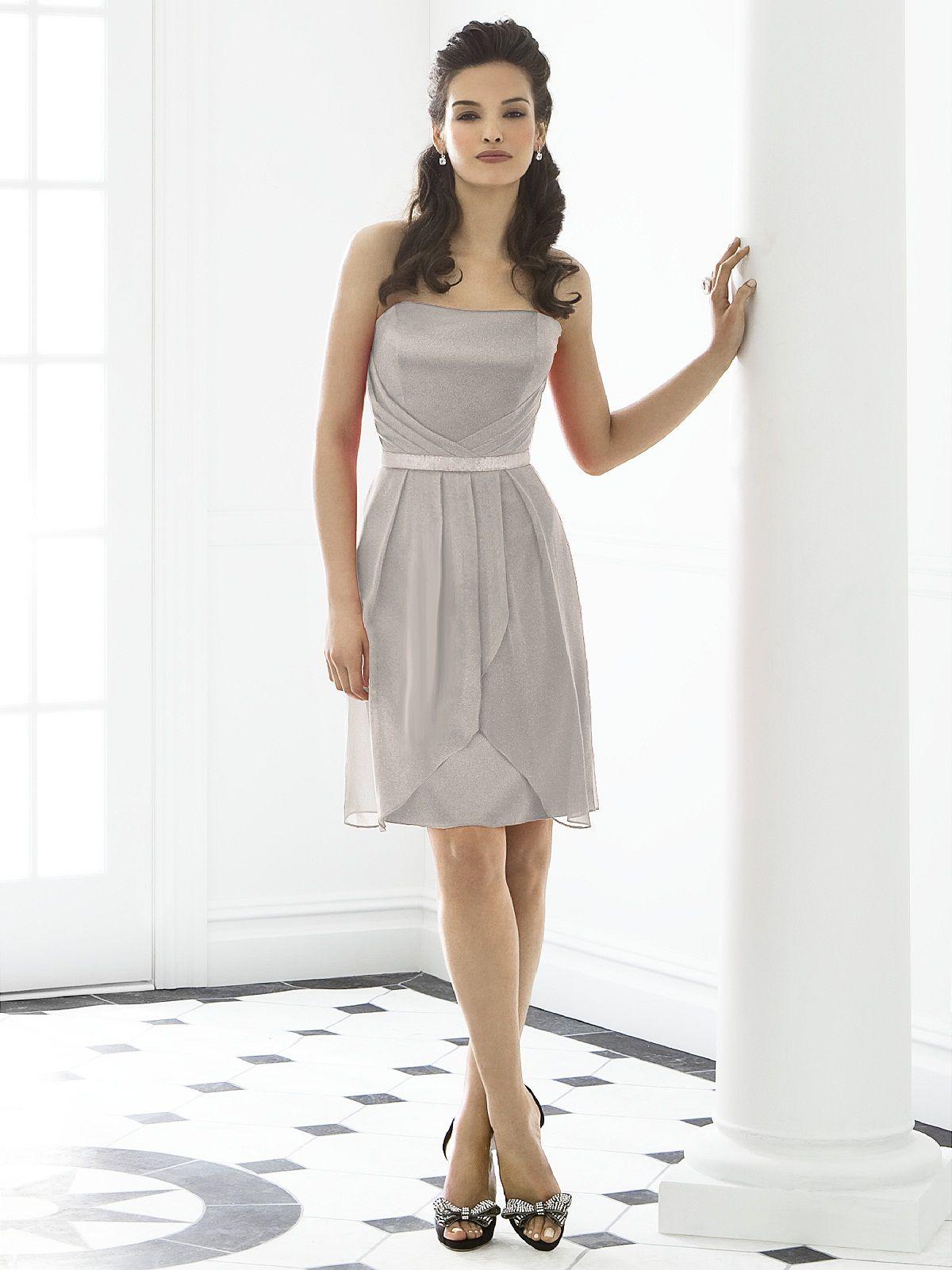 neutral bridesmaid dress dessy Bridesmaid dress styles