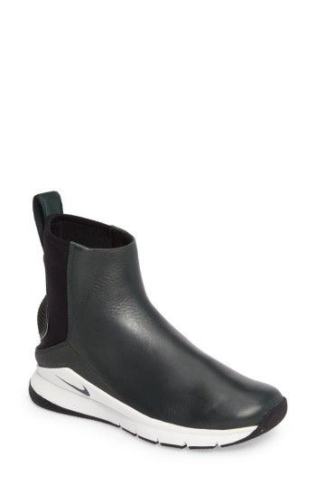 NIKE RIVAH HIGH PREMIUM WATERPROOF SNEAKER BOOT. #nike #shoes ...