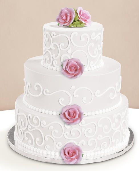 Walmart Wedding Cake Prices and Pictures   Walmart Wedding Cakes2     Walmart Wedding Cake Prices and Pictures