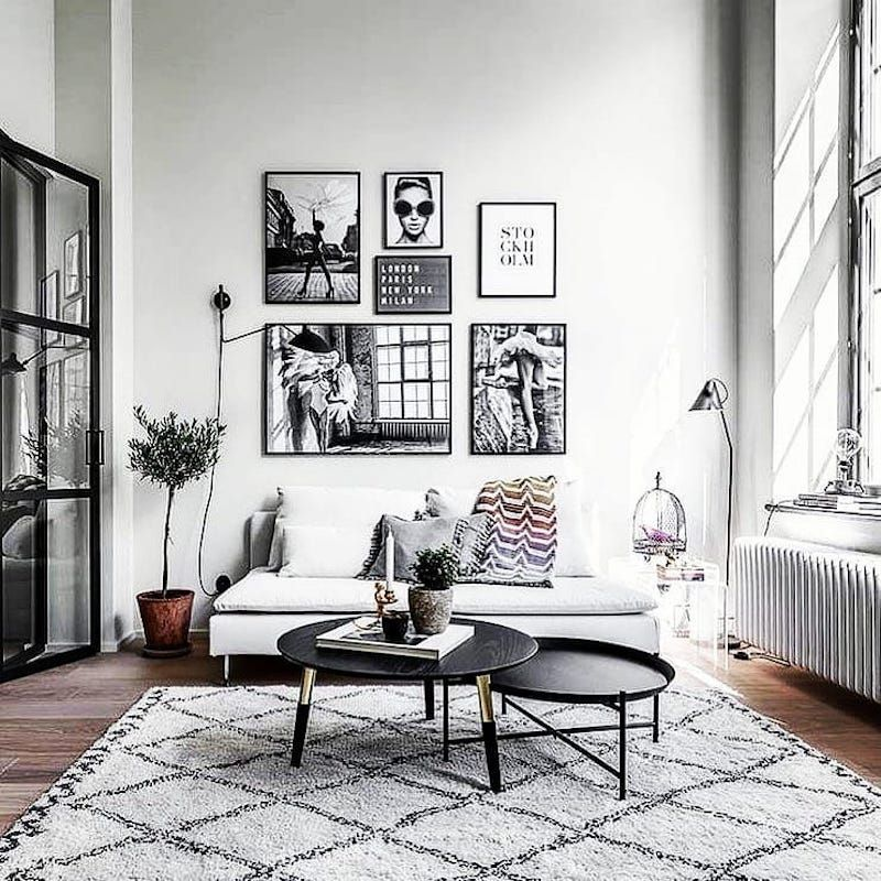 Dark Living Room Color Ideas Search Our Living Room Color Inspiration Gallery To Find Li Living Room Scandinavian Small Living Room Decor Living Room Remodel