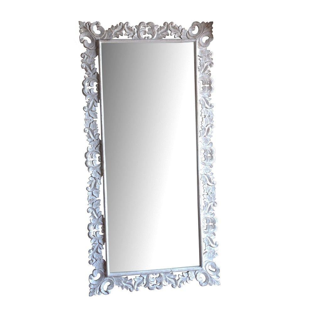 Impressionnant Grand Miroir Baroque Pas Cher Miroir