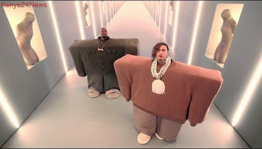Kanye West Lil Pump Ft Adele Givens I Love It Official Music Video Lil Pump Kanye West Adele Givens