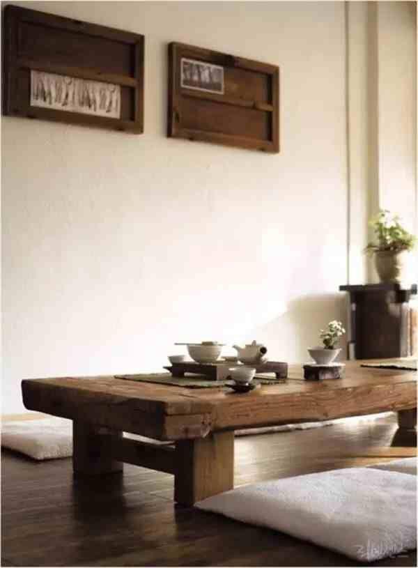 Pin By Xiaofan Fu On Wabi Sabi Japanese Dining Table Wooden