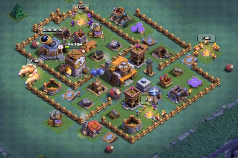 14 Best Builder Hall 5 Base Links 3500 Cups Anti 1 Star Builder Hall Base