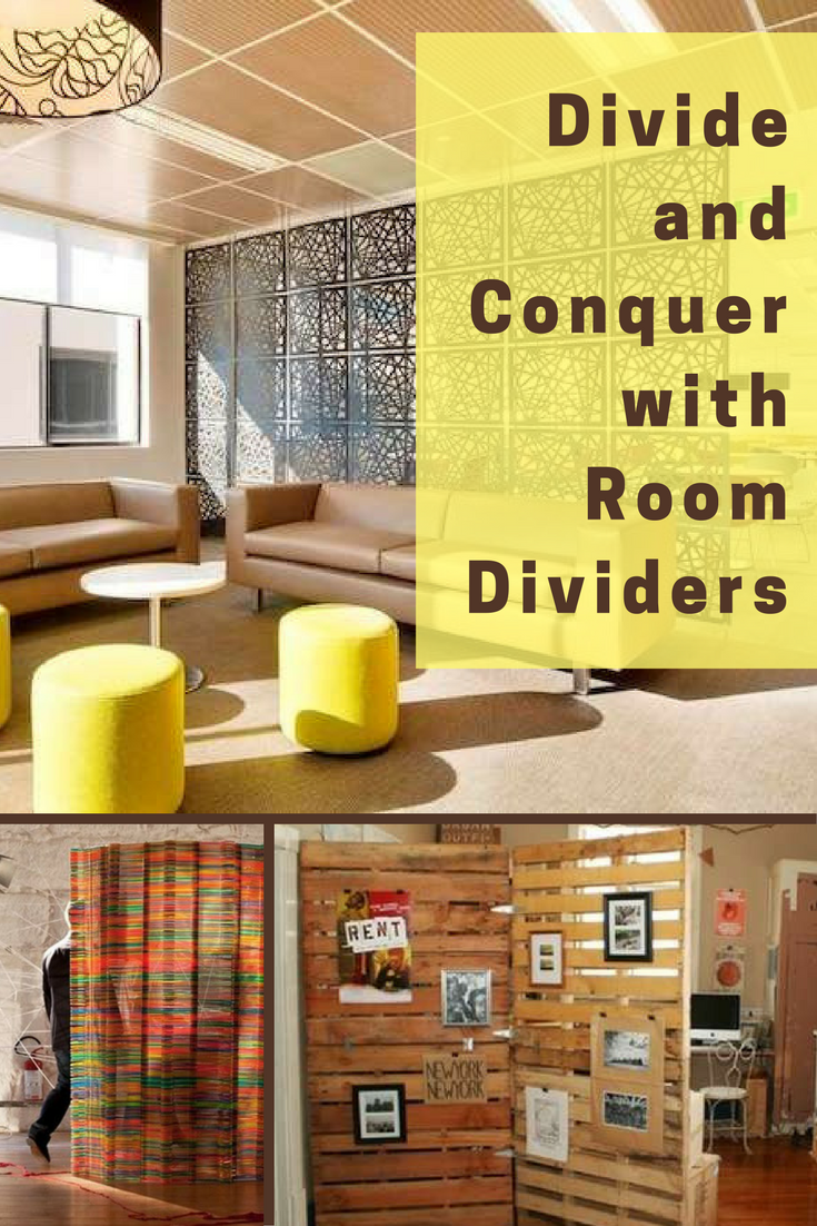 Divide and Conquer: 17 Room Dividers to Bring Order to Your Space ...