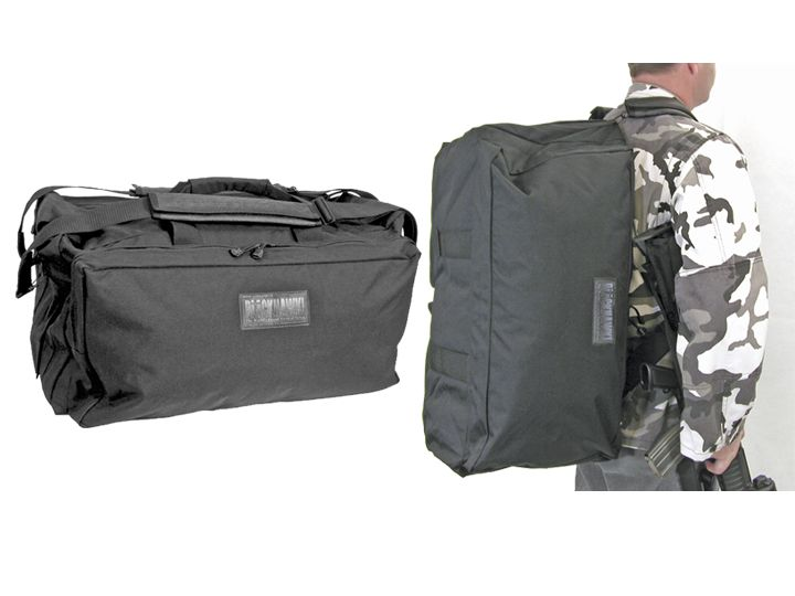 Blackhawk Tactical Mobile Operations Bag Features Made
