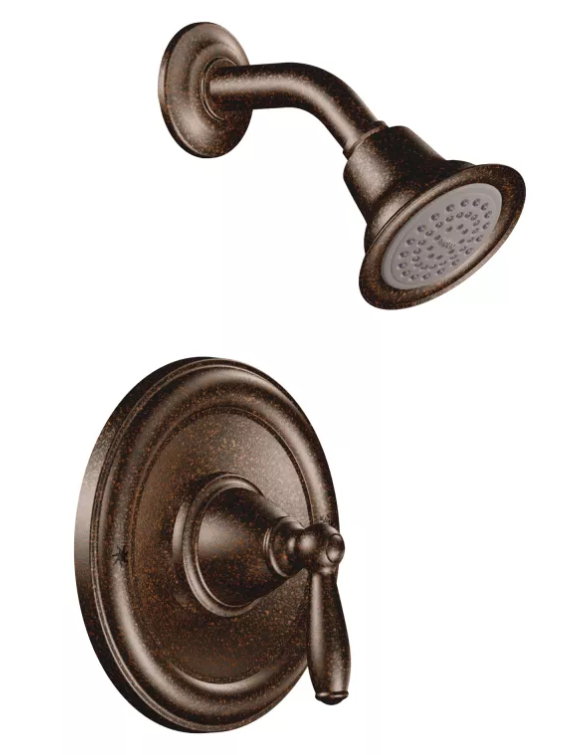 Brantford T2152orb Shower Faucet Bronze Shower Head Shower