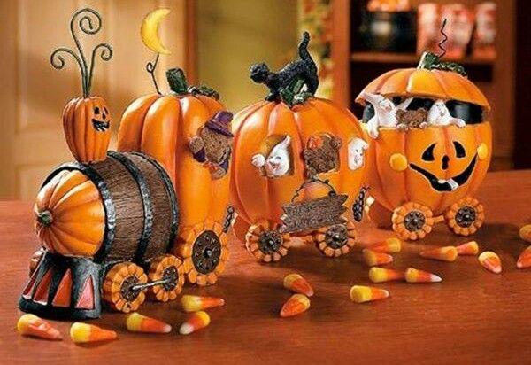 Pumpkin Express Fall/Thanksgiving Pinterest Haunted houses and