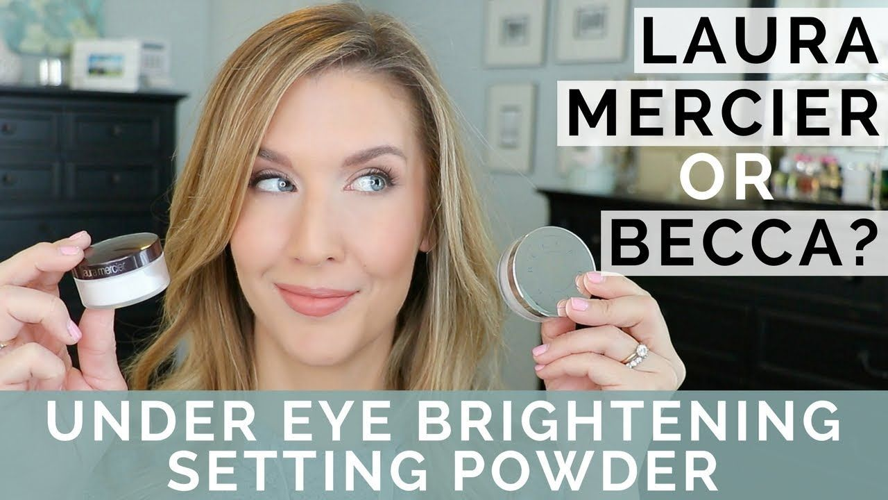 undereye setting powder for dry skin