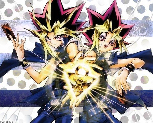 Entre la luz y la oscuridad puede formarse una fuerte alianza  ~ Yami Yugi & Yugi ~  Puzzleshipping  <3