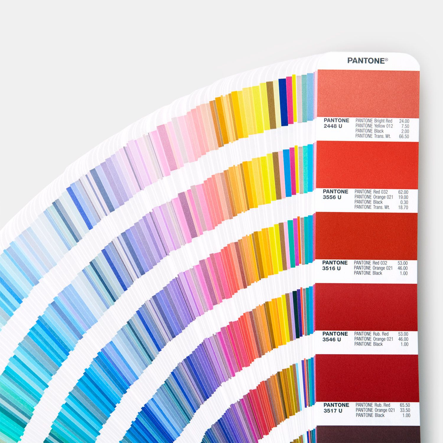 Formula Guide Coated Uncoated In 2020 Pantone Formula Guide Pantone Pantone To Ral