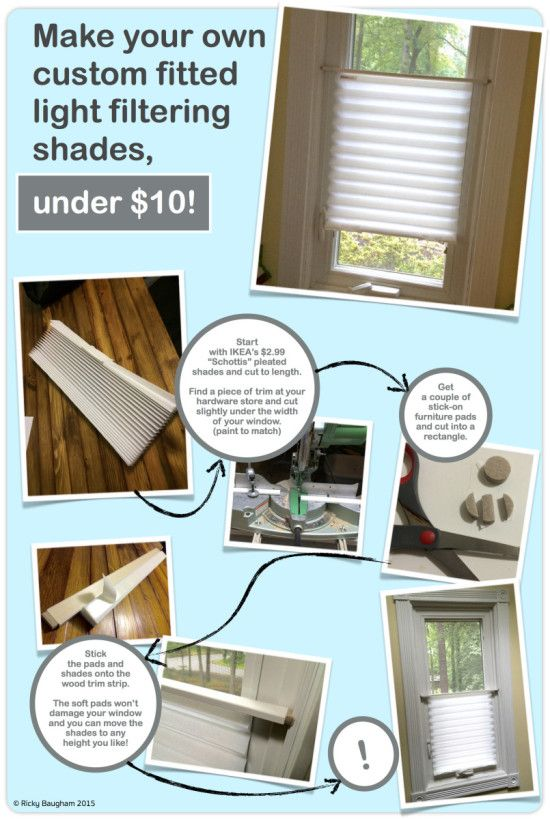 Schottis Custom Shades Ikea Hackers Diy For The Home