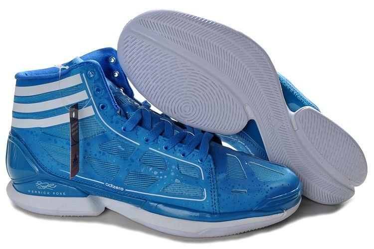 zapatillas adidas hombre azul claro