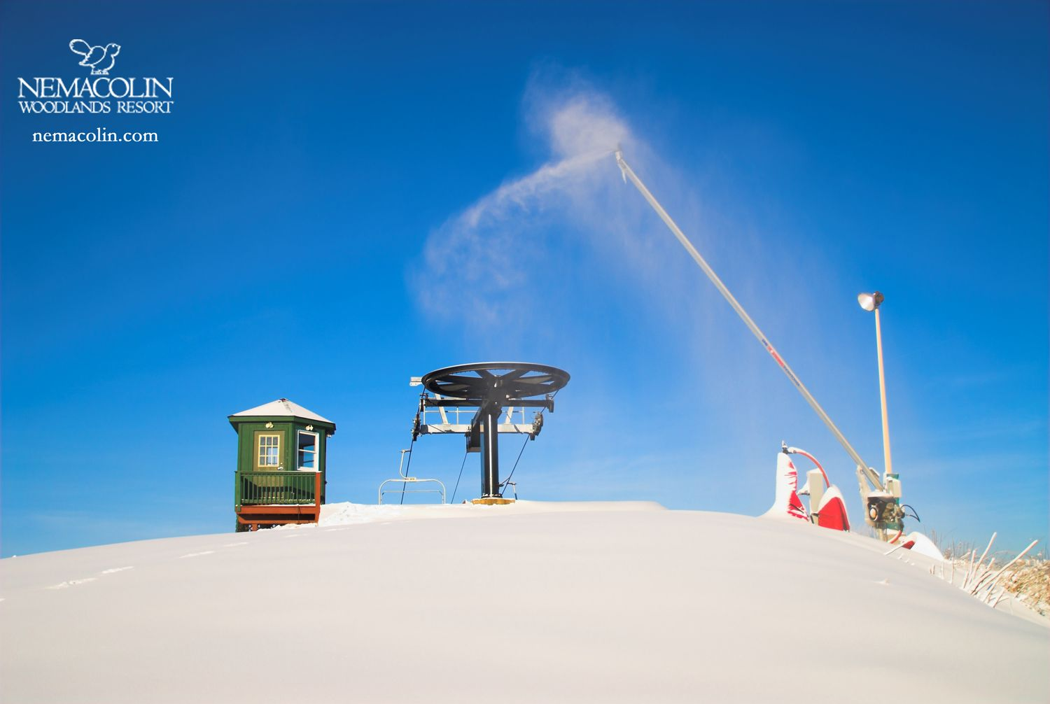 With A Little Help From Mother Nature We Make Our Own Snow At Nemacolin S Mystic Mountain Mystic Mountain Ski Resort Fun Winter Activities