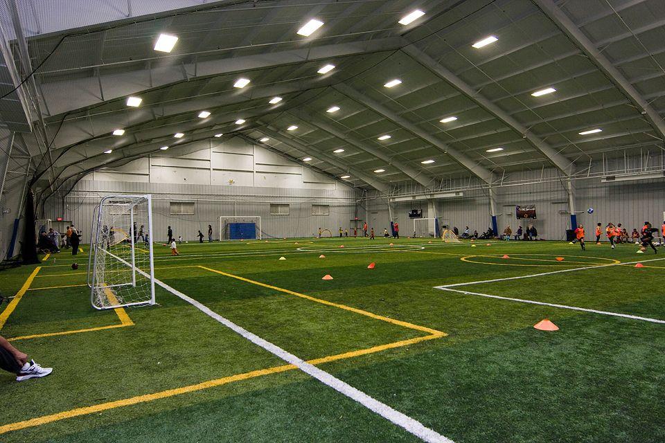 Greenbelt Sportsplex Builderguru National General Contractor Trusted Builders Indoor Soccer Field Sportsplex Soccer Field