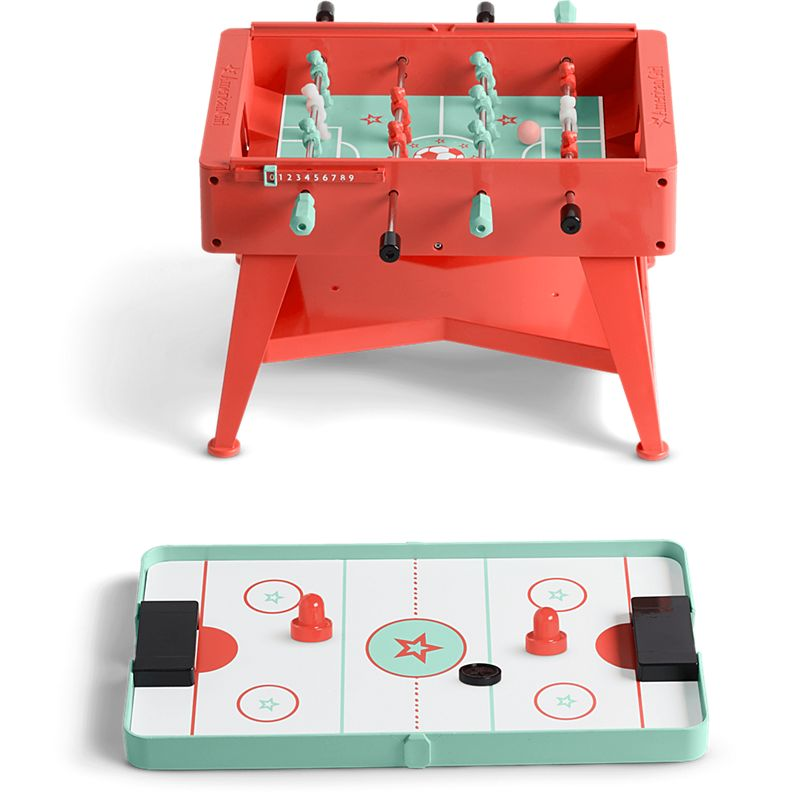 3-in-1 Game Night Table #americangirlhouse
