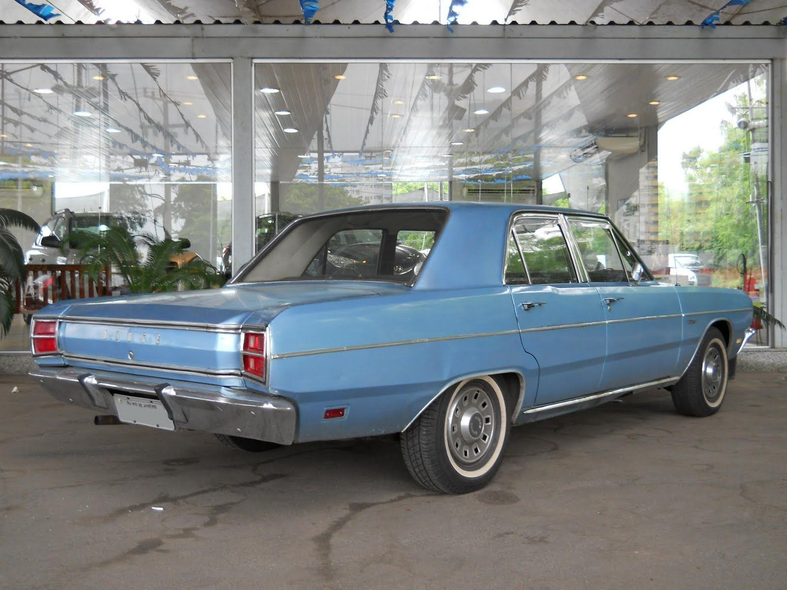 1970 Dodge Dart Sedan Chrysler Do Brasil 1970 A 1980
