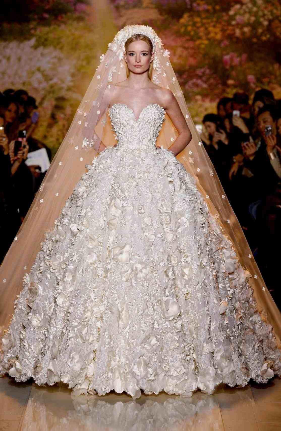 Top 10 New Post Most Beautiful Wedding Dresses Celebrity Visit Wedbridal Site