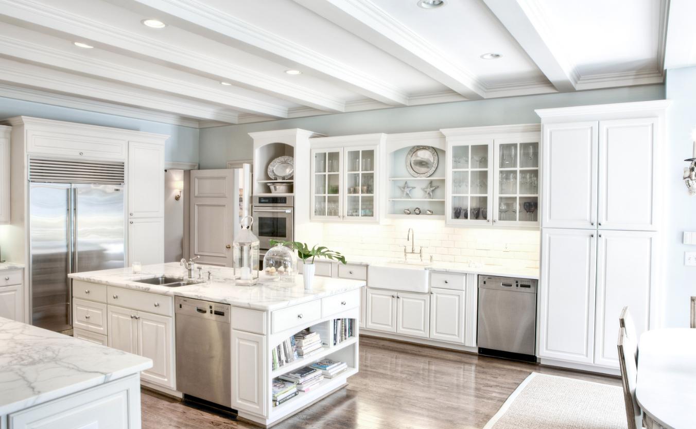 Style Evolution Of Atlanta S Most Famous Neel Reid Home This Photographer S Life Corner Sink Kitchen Kitchen Layout Kitchen Wall Shelves