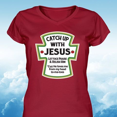 18a1a0af98a100 Better than HEINZ KETCHUP! | Proverbs 31 | Christian humor, God ...