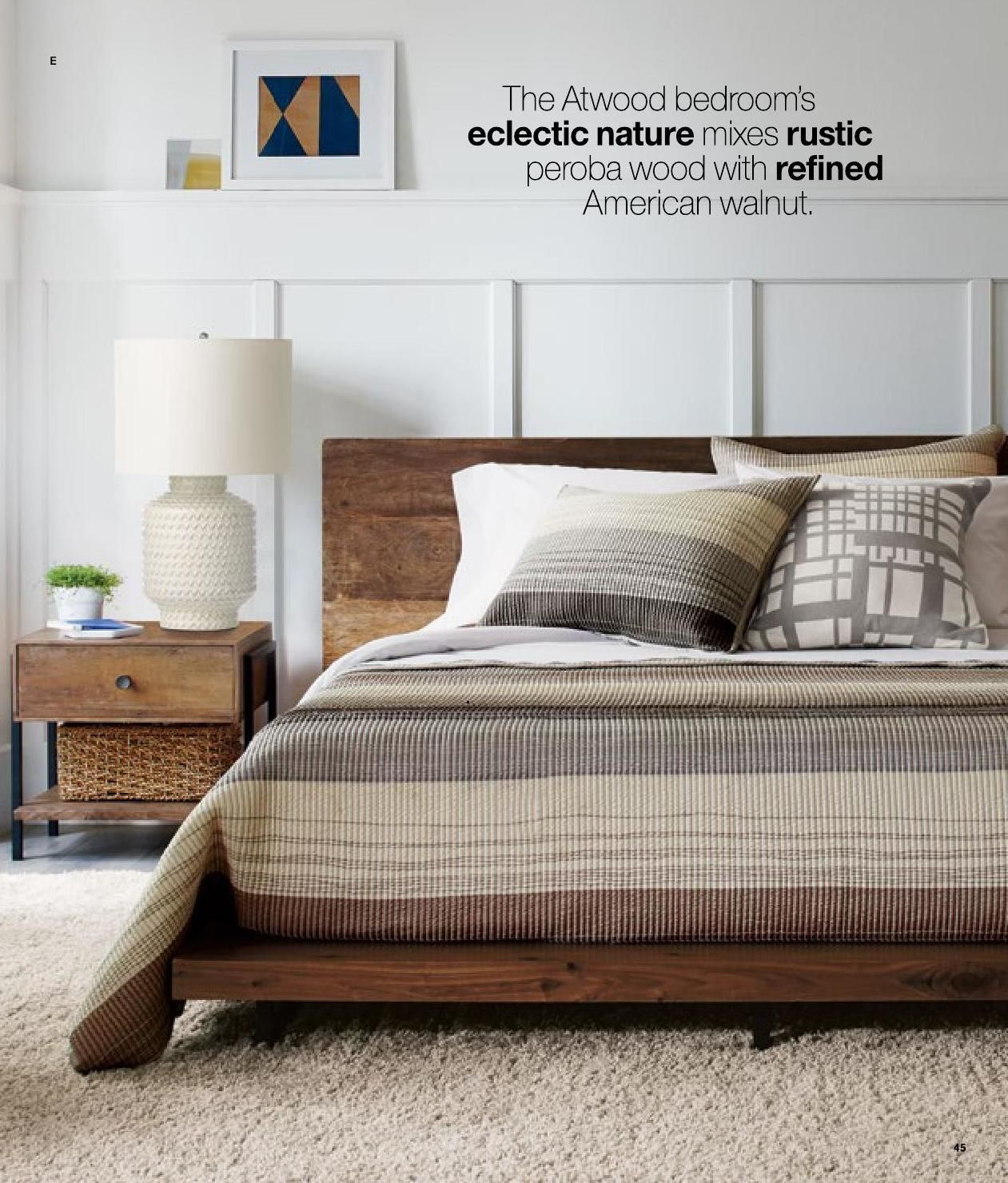 Crate and barrel furniture catalog crates barrels and - Crate barrel bedroom furniture ...
