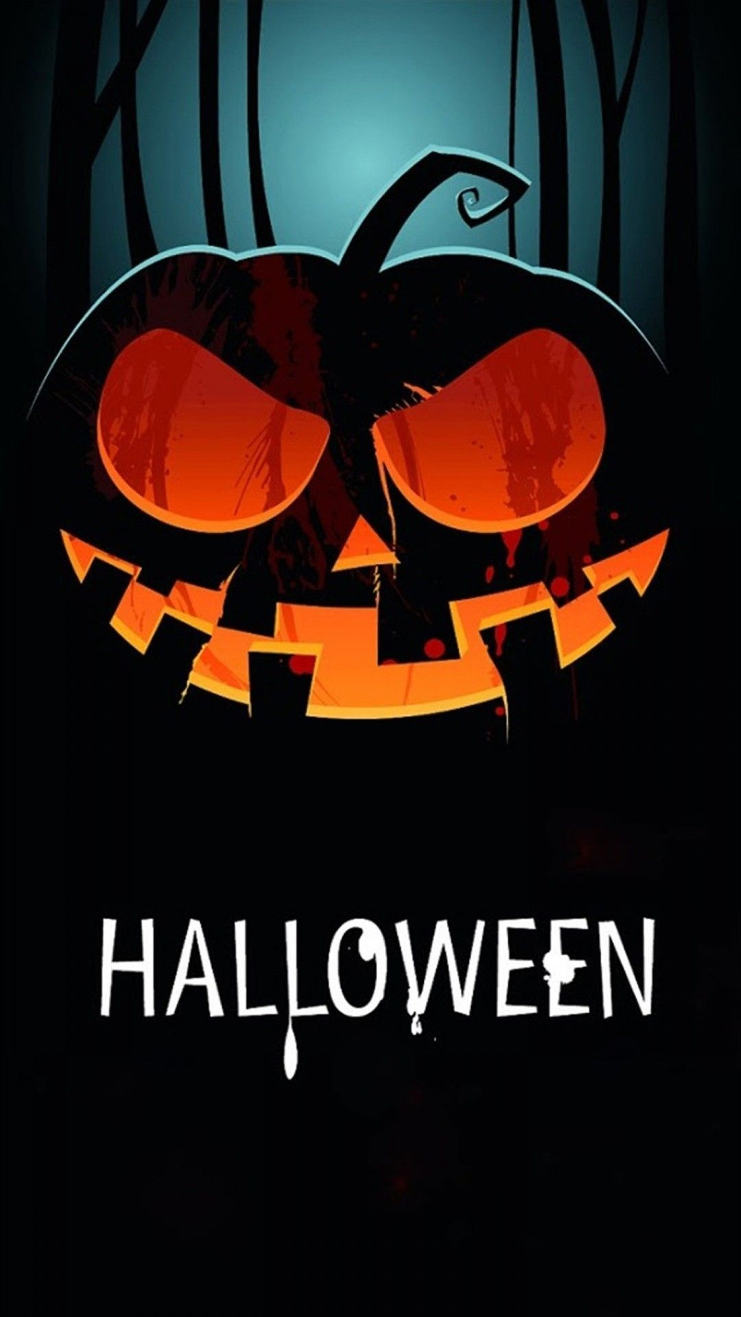 Aesthetic Halloween Wallpaper Android Download Free